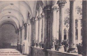 DUBROVNIK / RAGUSA, Croatia , 1900-10s : Samostan Domenikanaca