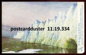 334 - GREENLAND 1910s North Pole. Humboldt Glacier by Tuck