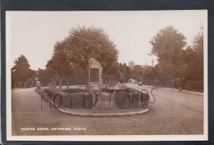 Sussex Postcard - Muster Green, Haywards Heath   HP281
