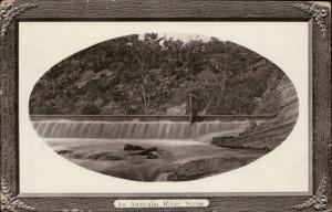 Australia River Scene