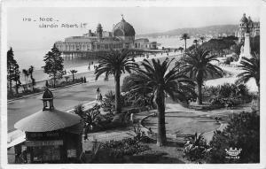 BR18881 Nice Jardin Albert I france
