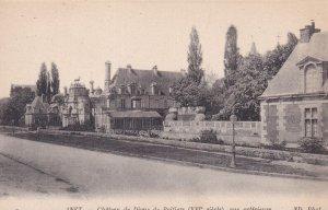 ANET, Eure Et Loir, France, 1900-1910s; Chateau De Diane De Poitiers, Vue Ext...