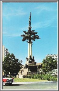 Venezuela Caracas Monument Postcard
