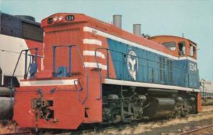 Belt Railway Of Chicago EMD MP15 Locomotive #534