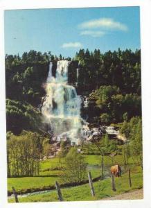 Tvinde Falls, Norway, 50-70s