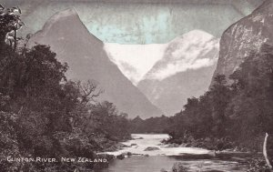RP; NEW ZEALAND, 1910-1930's; Clinton River
