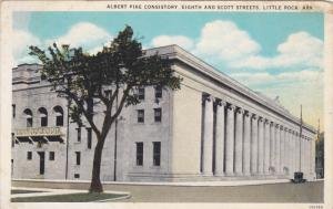 Albert Pike Consistory, Eighth And Scott Streets, LITTLE ROCK, Arkansas, 1910...