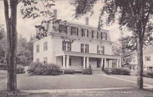 New Hampshire Hanover Chi Phi House Dartmouth College Albertype