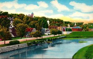 Illinois Galena Scenic View