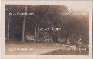 RPPC, Cottages just below Glenwood Hotel