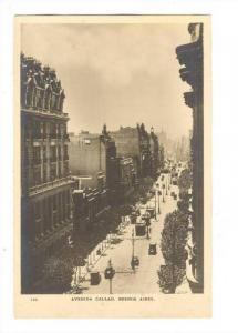 RP: Buenos Aires, Argentina, 20-40s Avenida Callao