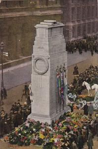 The Cenotaph, Whitehall, London, England, UK, 1900-1910s