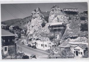 RPPC - Castle Rock, Bisbee AZ