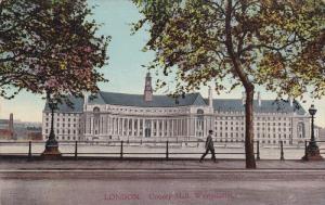 County Hall, Westminster, London, England, UK, 1900-1910s