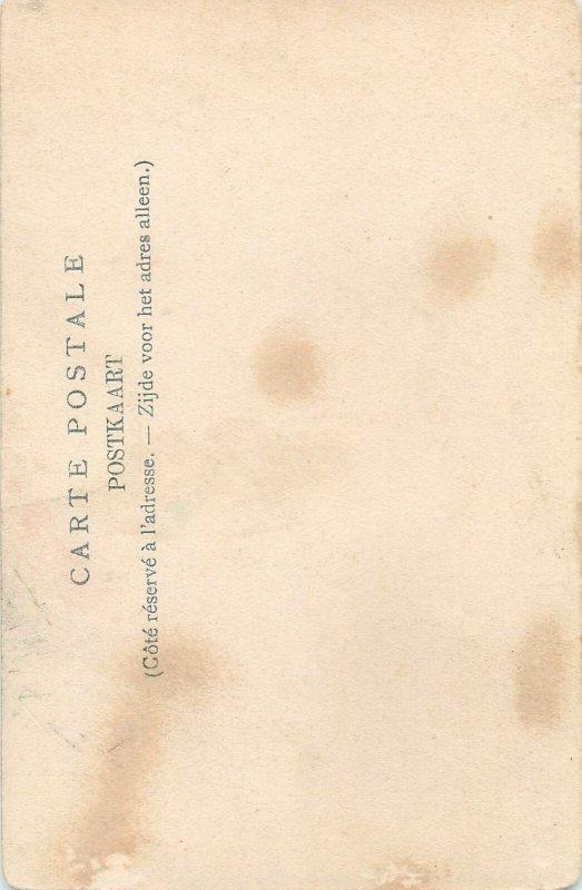 Postcard Descente de Croix Rubens