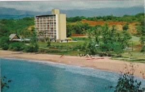 Hawaii Kauai Surf Resort Hotel 1968