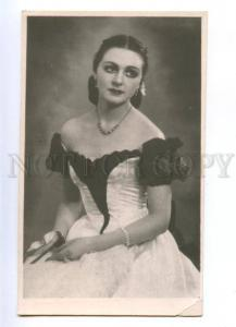 151083 Belle KOLYADA Russian OPERA Singer Vintage PHOTO
