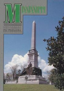 Mississippi Memorial Vicksburg National Miltary Park Vicksburg Mississippi