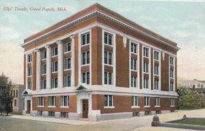 GRAND RAPIDS , Michigan, 1900-10s ; Elks' Temple