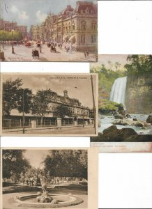 Argentina Vintage Postcard Lot of 7 01.16