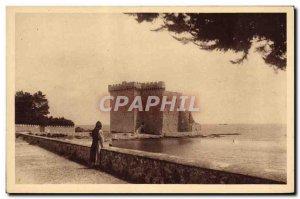 Postcard Abbey of Lerins N D lle Saint Honorat