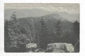 Le Petit Donon Vu Du Grand Donon, Vosges, France, PU-1912