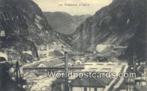 Les Chantiers d'Iselle Swizerland, Schweiz, Svizzera, Suisse  Les Chantiers d...