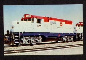 CO DOT Dept Transportion Train Railroad PUEBLO COLORADO