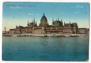 Budapest, Orszaghaz - Parlament