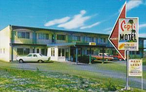 Canada Capri Motel Calgary Alberta