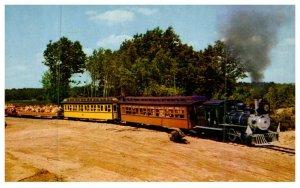 Massachusetts  Wakefield , Pleasure Island , Old Smokey train