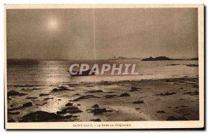 Old Postcard Saint Malo La Rade to Crapusoule