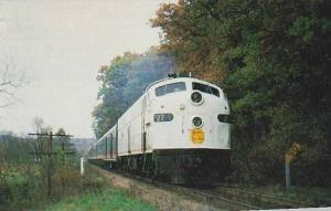 Kansas City Southern Railway, Emd E8A Unit Number 27, The Southern Belle, T...
