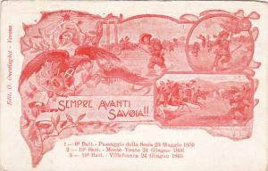 Sempre Avanti Savoia! , Italy , 00-10s