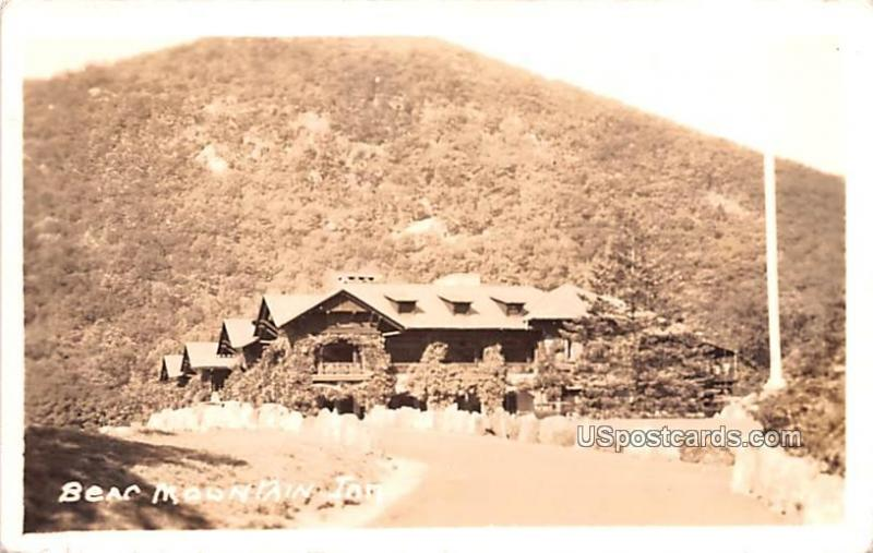 Bear Mountain Inn Bear Mountain NY Unused