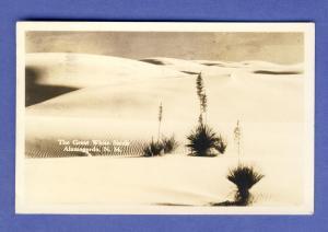 Alamogordo, New Mexico/NM Postcard, The Great White Sands