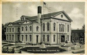 KY - Morganfield. Union County Courthouse