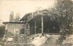 C-1910 Antrim New Hampshire Burnt Birch Inn White Birch Point New Hampshire 3707
