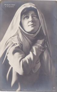 Maud Fay As Elisabeth Real Photo