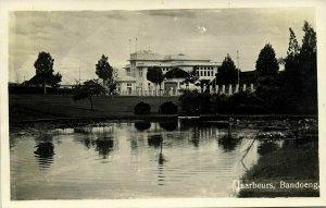 indonesia, JAVA BANDUNG, Jaarbeurs, Built 1920 Architect Wolff Schoemaker RPPC