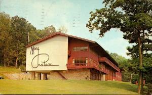 West Virginia Morgantown Mont Chateau Lodge 1968