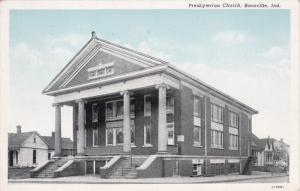 Presbyterian Church, BOONVILLE, Indiana, PU-1943