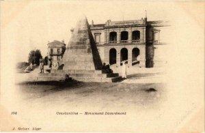 CPA AK Geiser 104 CONSTANTINE - Monument Damrémont ALGERIA (764464)