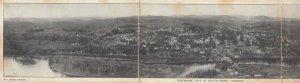 BRATTLEFORD , Vermont , 1901-07 ; Tri-Fold Panorama