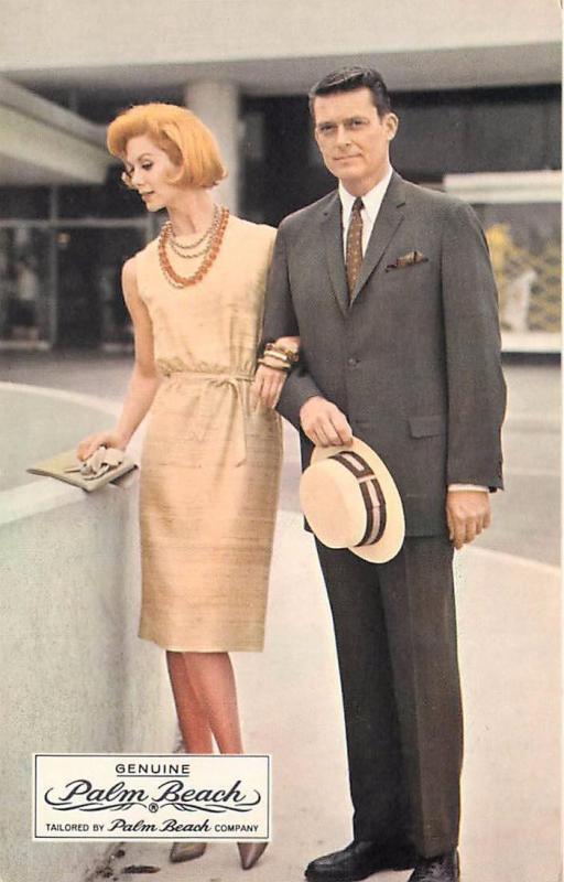 Red Bank Nj Advertising Palm Beach Suits John Daniels Men S Wear Postcard