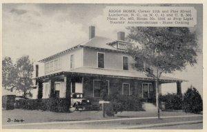LUMBERTON , North Carolina , 1930s ; Biggs Home