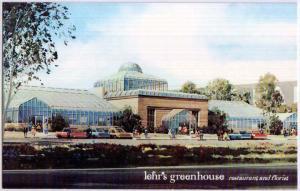 Iehr's Greenhouse Restaurant, San Diego CA