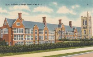 JERSEY CITY , New Jersey , 30-40s ; State Teachers College