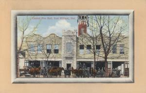 FORT WILLIAM , Ontario , 00-10s ; Horse Drawn Fire Department