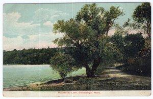 Stockbridge, Mass, Mahkeenac Lake